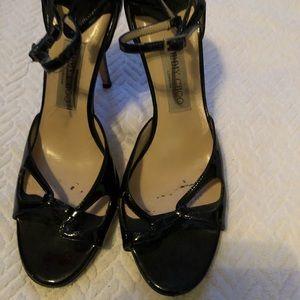 Jimmy Choo Patent Leather Heel